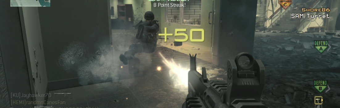 Review: Modern Warfare 3 multiplayer changes more than you