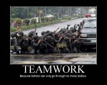 Who Are Your Teammates?