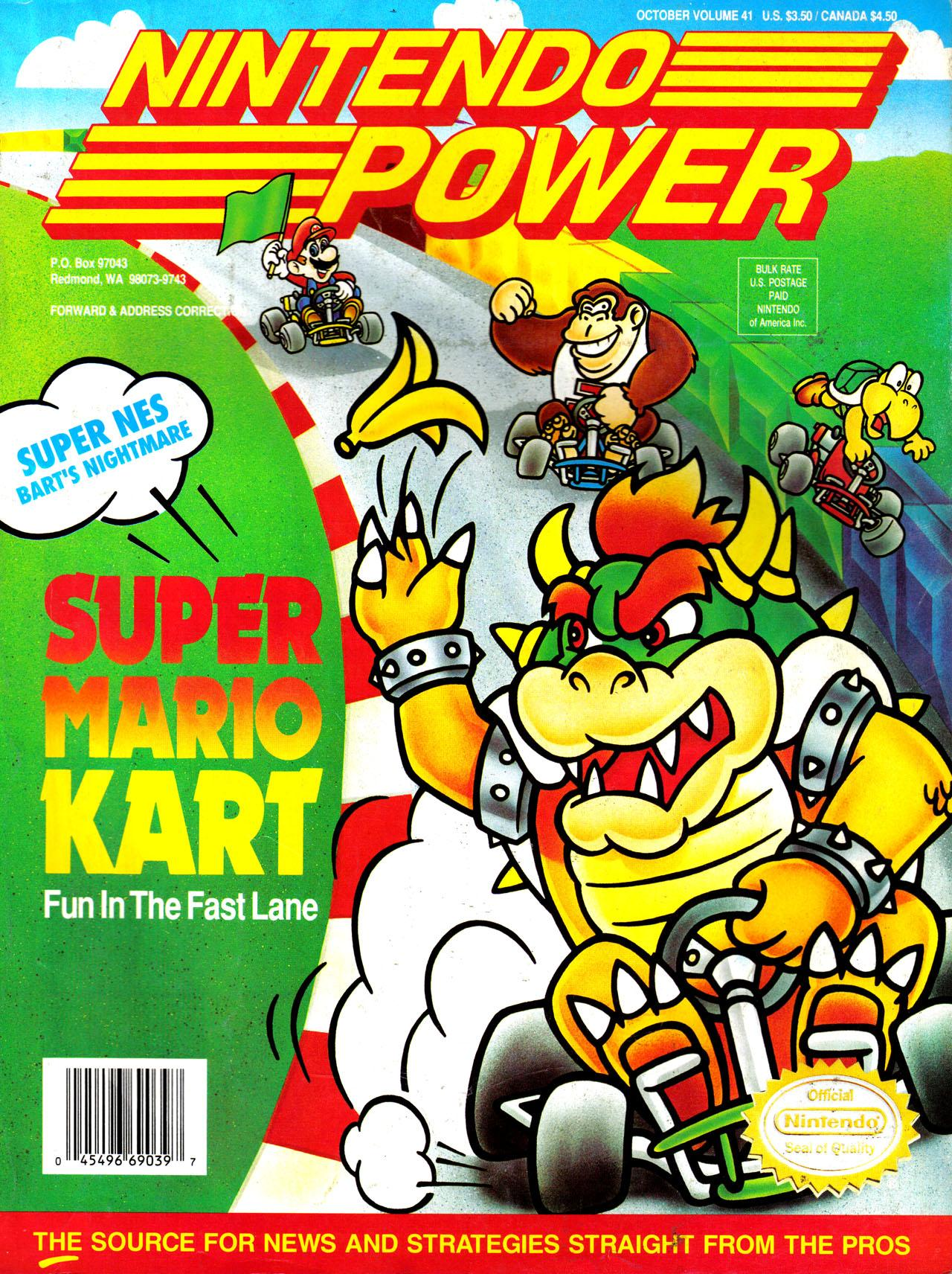 nintendo power this is your last issue. Black Bedroom Furniture Sets. Home Design Ideas