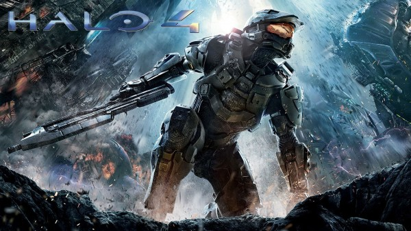 Master Chief wants you to vote