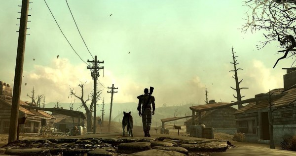 What I love about Fallout 3