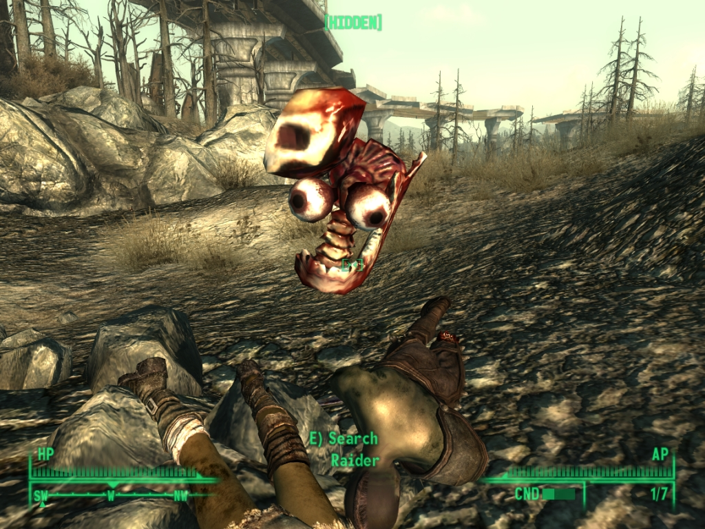 What I hate about Fallout 3 |